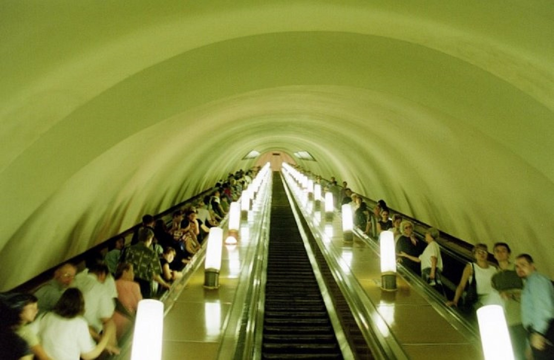 Moskau, Metrostation (Bild: Sansculotte, CC BY SA 1.0)